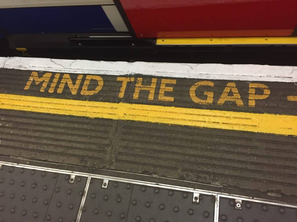 Mind the Gap: Stumbling Blocks or Stepping Stones? 3