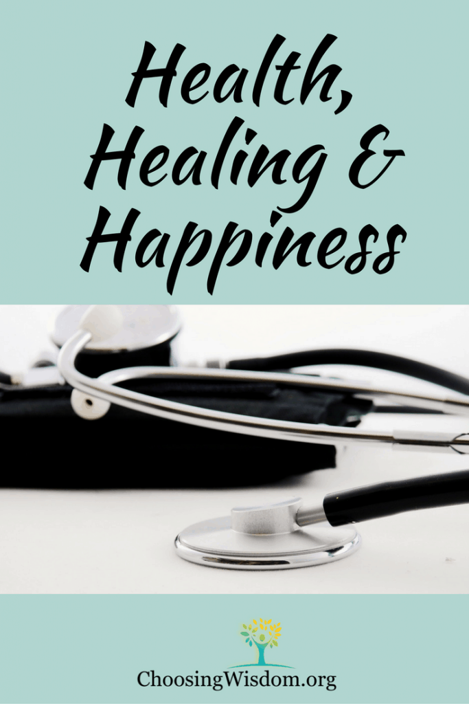 Health, Healing, and Happiness 3