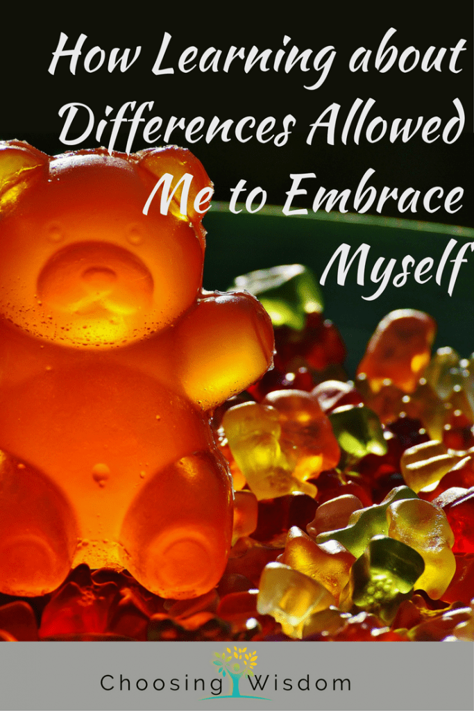 How Learning about Differences Allowed Me to Embrace Myself