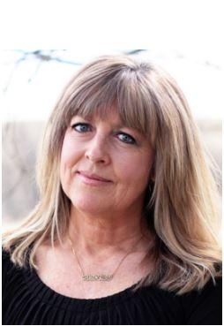 Margo Catts author of Among the Lesser Gods