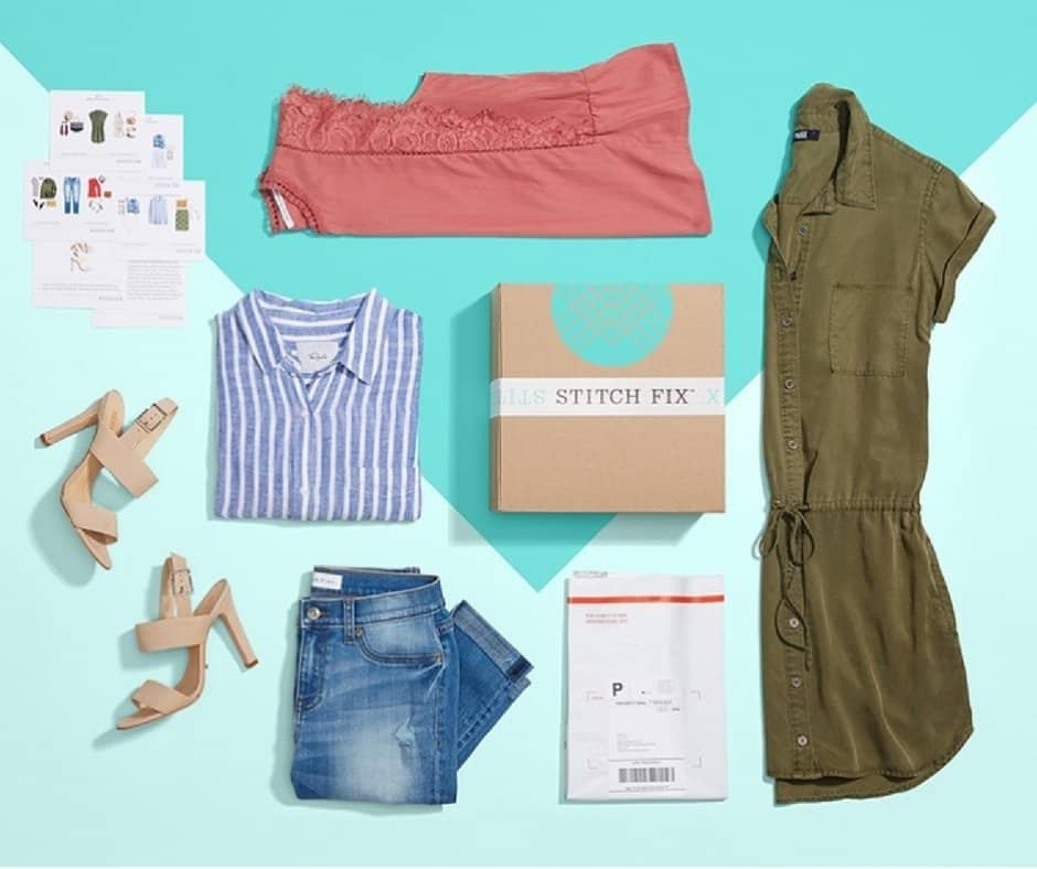 Stitch Fix Package