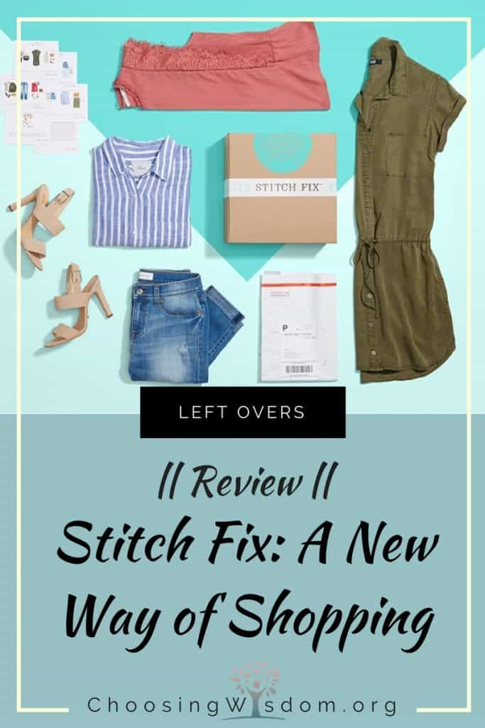 Stich Fix Review