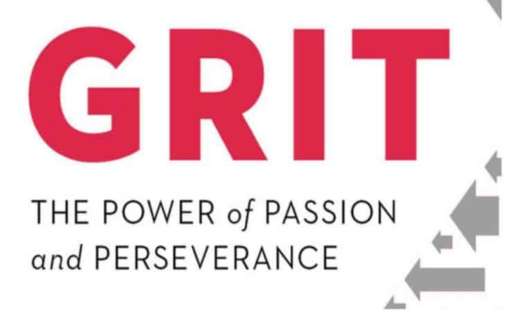 The Power of Passion and Perseverance: Grit 5