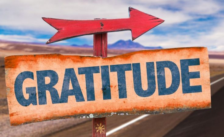 3 Ways to Boost your Attitude with Gratitude 1