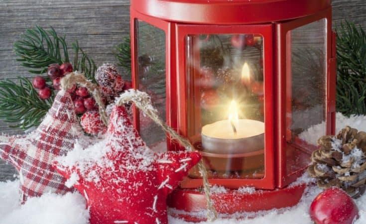 Christmas Lantern making Christmas more meaningful