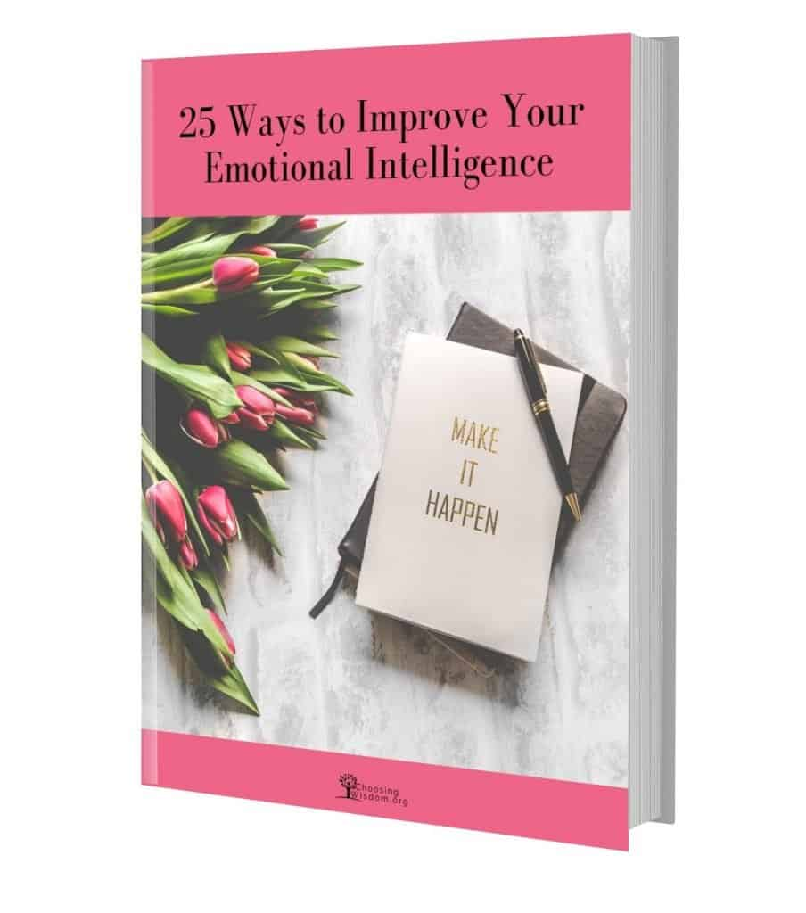 eBook 25 Ways to Improve Your Emotional Intelligence