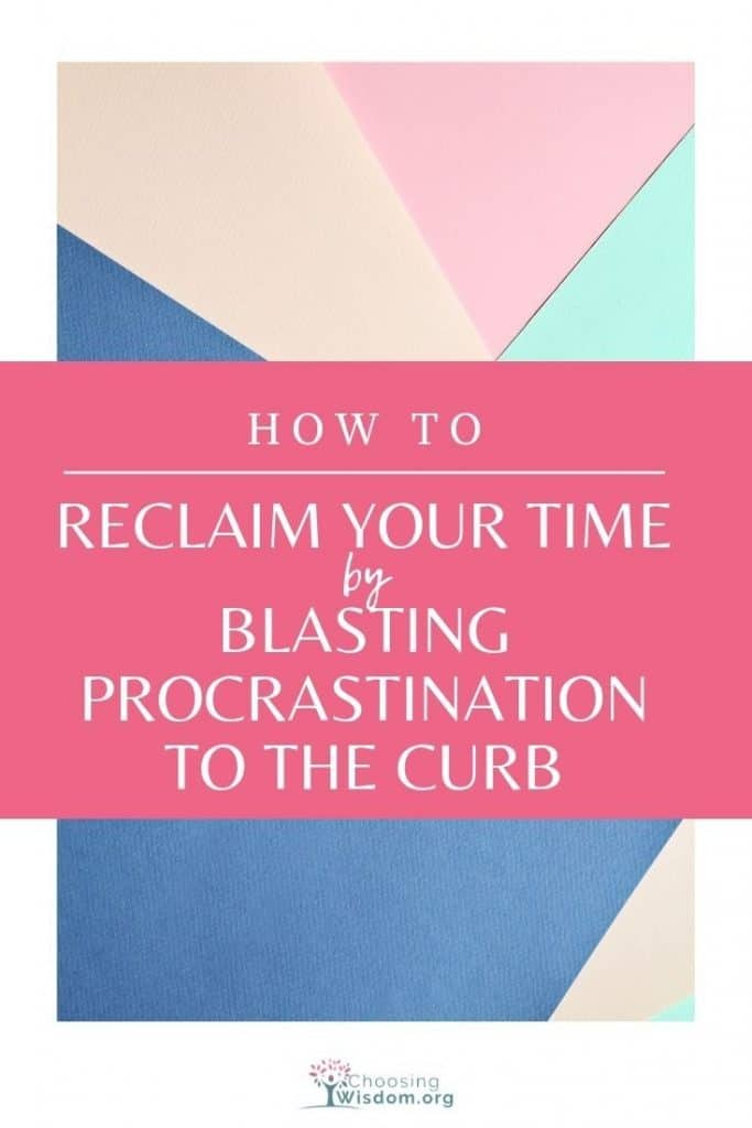 Blast Procrastination to the curb
