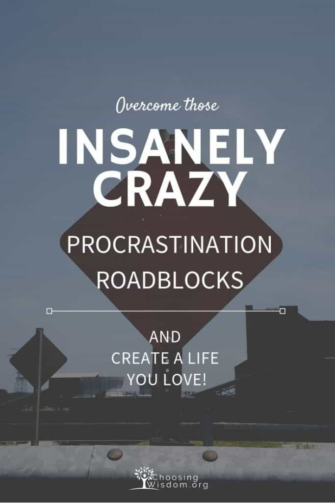 Stop the Procrastination and Reclaim Your Life! 3