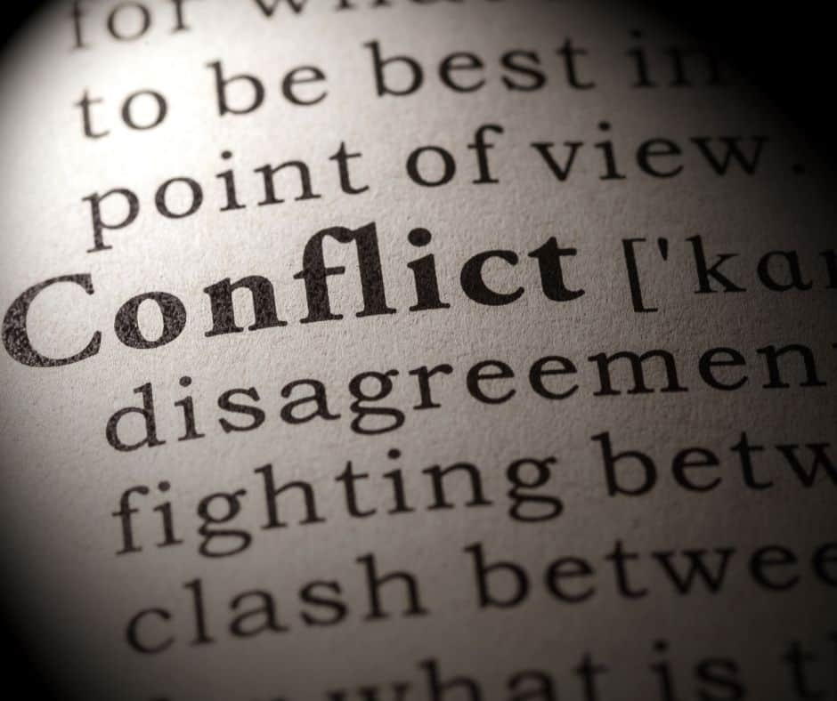 How do you Resolve Conflict?