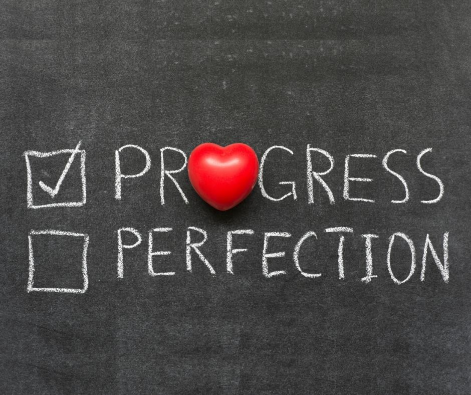 Why Practicing Progress May Be the Best Way to Change Your Life