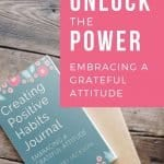 Creating Positive Habits Journal 4