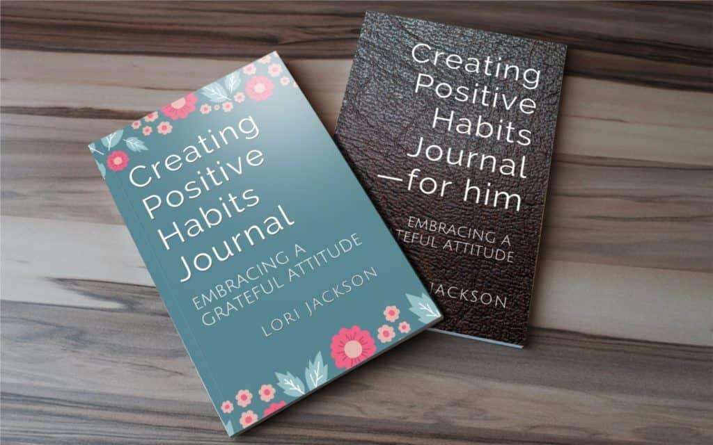 Creating Positive Habits Gratitude Journal