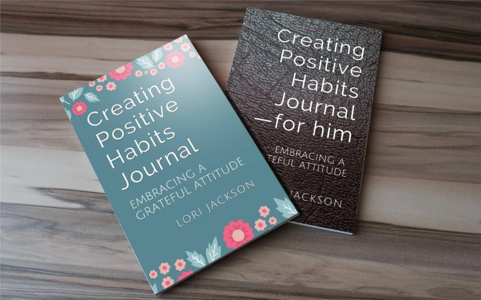 Creating Positive Habits Gratitude Journal