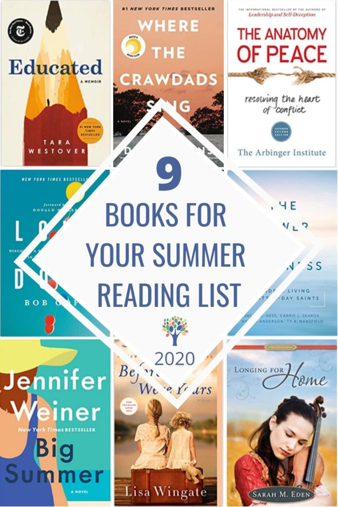 9 Books for Your Summer Reading List 19