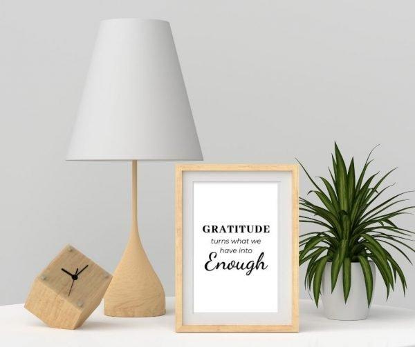 Gratitude Printable Quotes 2