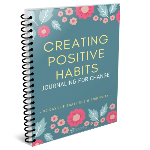 Creating Postitive Habits Spiral Bound