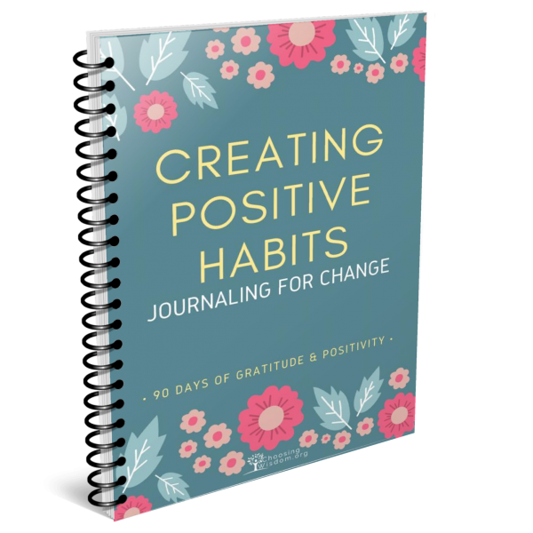 Creating Postitive Habits Spiral Bound