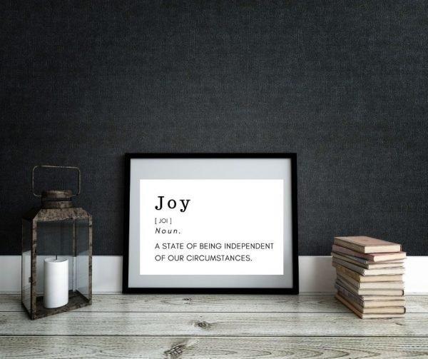 Joy Printable Bundle 2