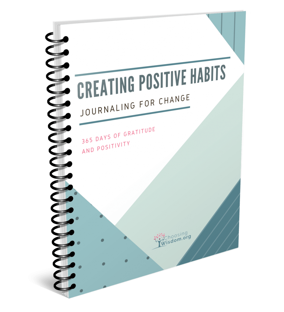 Creating Positive Habits Journal